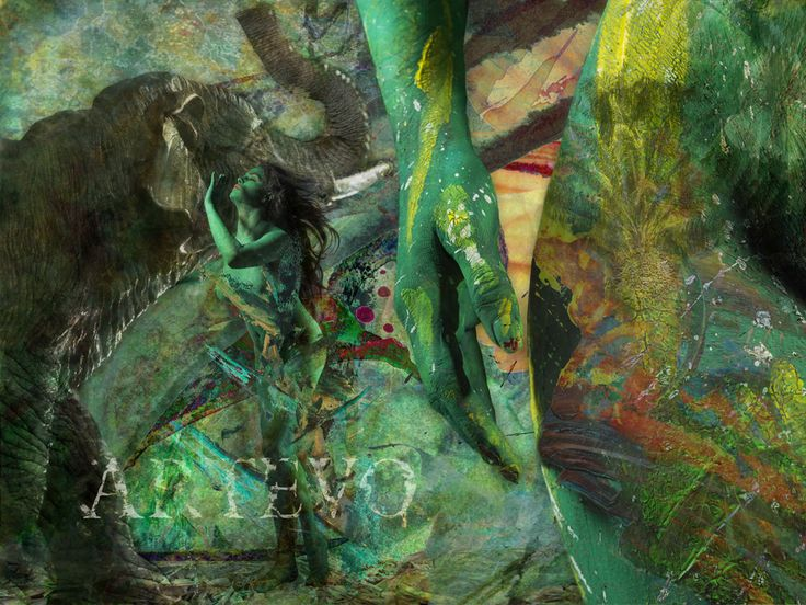 """The Beginning of a New Era"" Artevo / Veena Malik Project Artevo Edition 150x112,5cm artevo.fi"