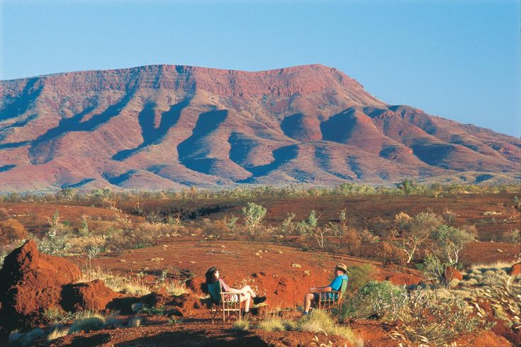 Dales Gorge Campground | Explore Parks WA | Department of Parks and Wildlife