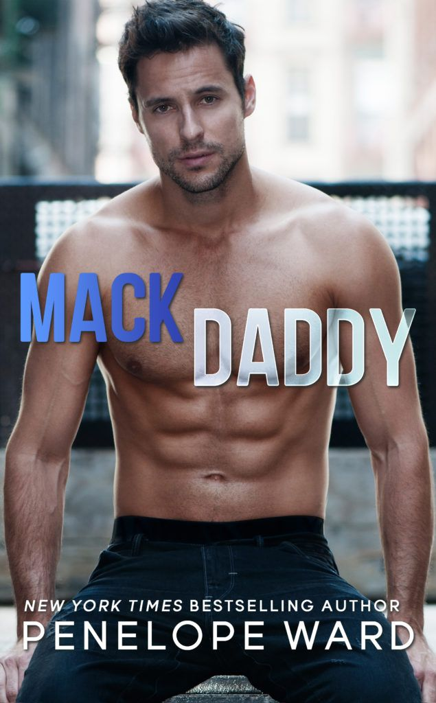 Mack Daddy by Penelope Ward | Cover Reveal