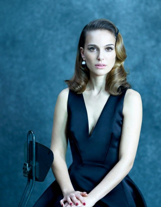 Natalie Portman: rencontre avec la fille lumière