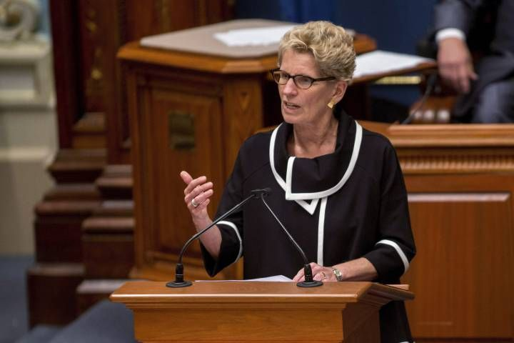 Ontario's Liberal government says it will expand its pharmacare program, offering free prescription drugs to people over 65 years old.