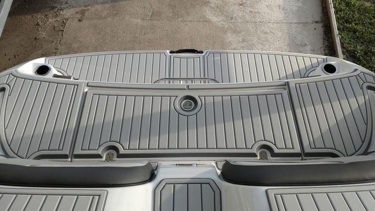 Supreme Comfort with Dual Density SeaDek | SeaDek Marine Products Blog – Swim Platform Pads
