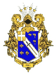Alpha Phi Omega  Be a leader be a friend be of service