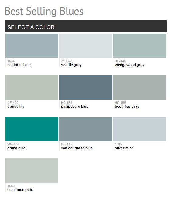 269 best images about home paint color palettes for Best paint color for selling home