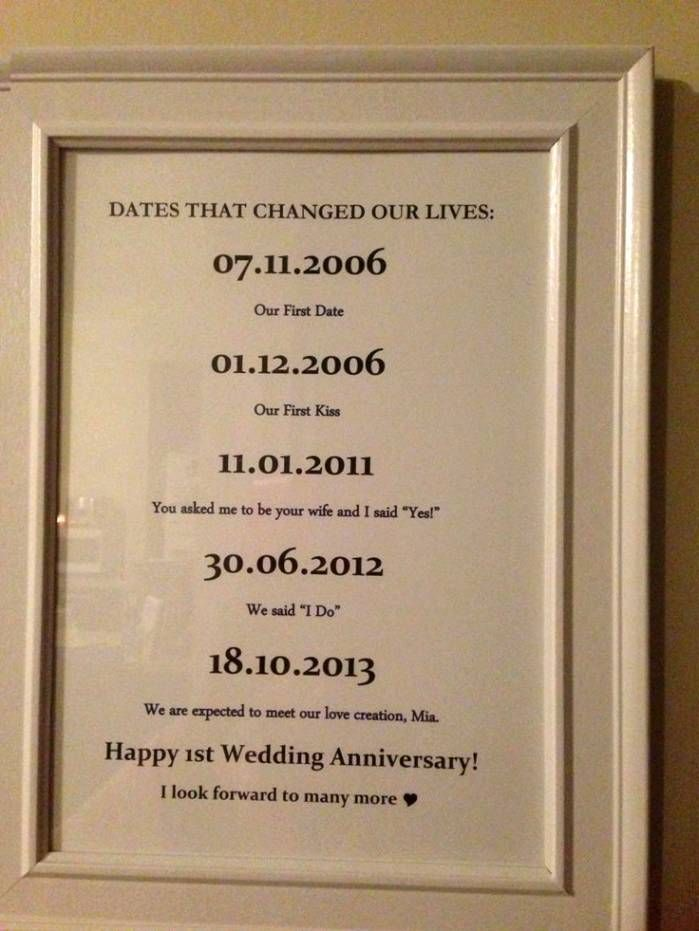 8 Year Wedding Anniversary Ideas