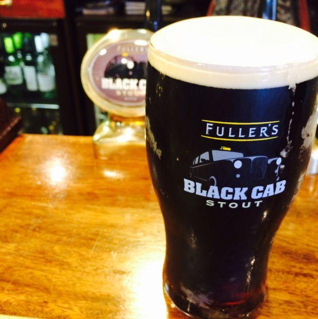 Better than Guinness, but not as good as London Porter.