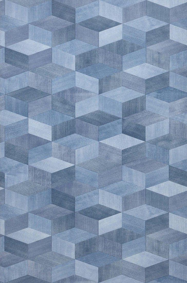 Karlo | Papel de parede geométrico | Padrões de papel de parede | Papel de parede dos anos 70