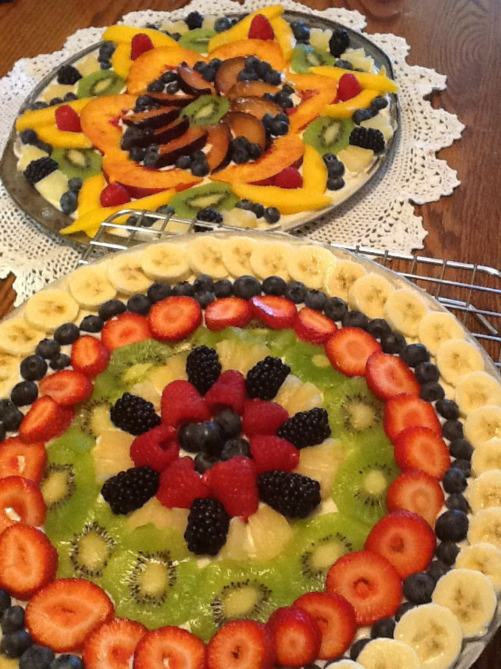 pillsbury fruit pizza healthy fruit for pregnancy