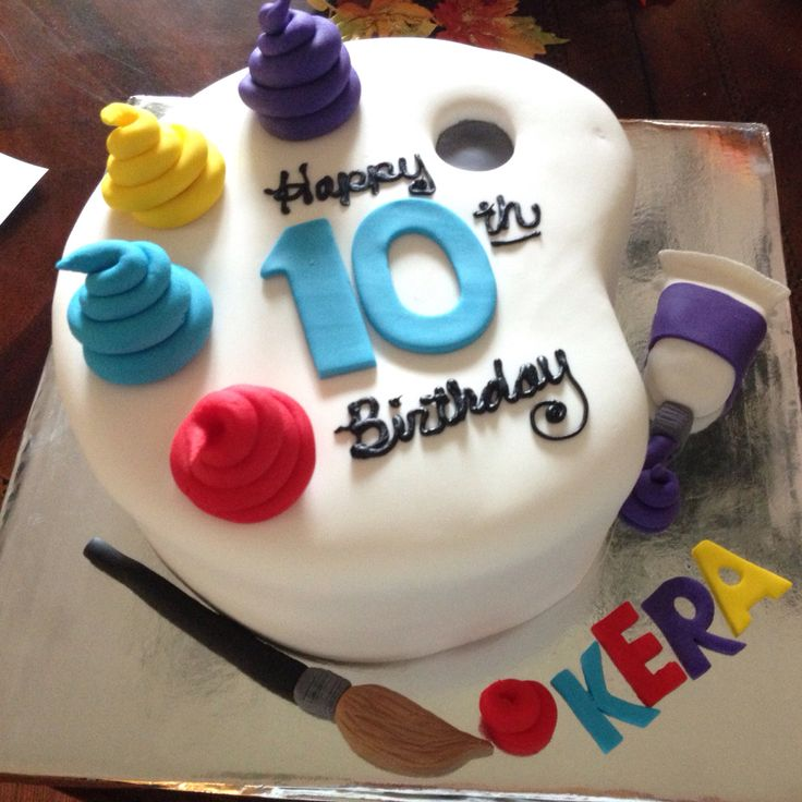 Pallet Painting, Paint Pallets And Cake Birthday On Pinterest