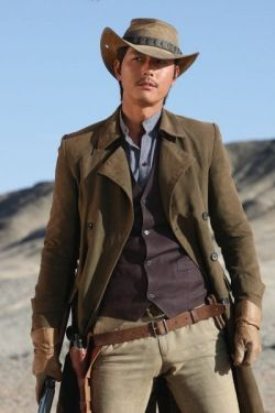 "Jung Woo Sung from ""The Good, The Bad, and The Weird"""