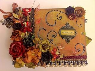 Curio Mini Album: Minis Books, Minis Album, Papercraft I, Scrapbook Minis, Books Ideas, Paper Crafts, Scrapbook Album, Beautiful Minis, Curio Minis