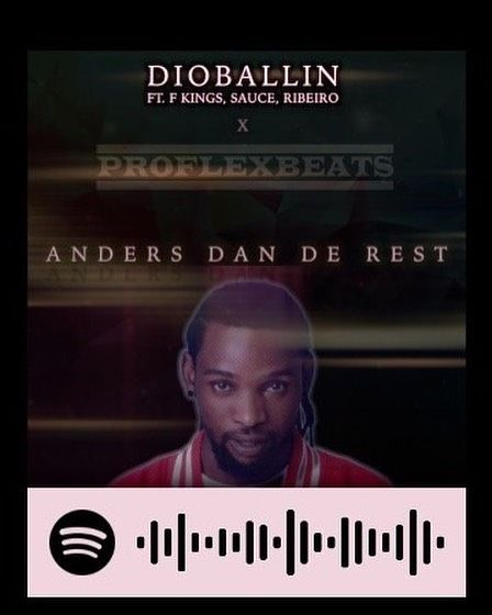 #anders #als #de #rest #spotify #dioballin #producer #proflexbeats #CRI #ribeiro #currencymusicgroup #sauce #music #stream #holland #dutch #curacao #suriname #congo #zouk #kizomba #pop #rap #nederland #funx #puna #xite #follow #share @cribeats @dioballin @proflexbeats @currency_music_group @fkings1000 @svuce_tb @p.ribeiiroo_ http://misstagram.com/ipost/1550000066423926278/?code=BWCtNkhB64G