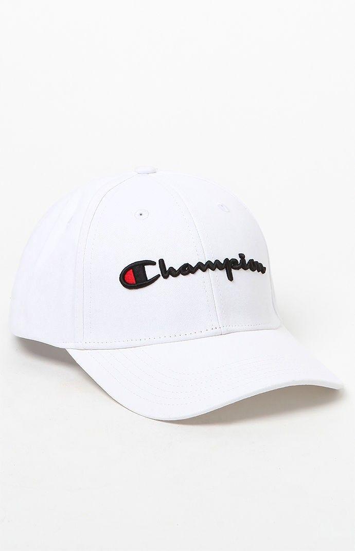 1cac60765eb CHAMPION Champion Classic Twill Strapback Dad Hat.  champion ...