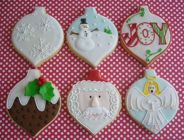 88 Best Images About Galletas De Navidad On Pinterest