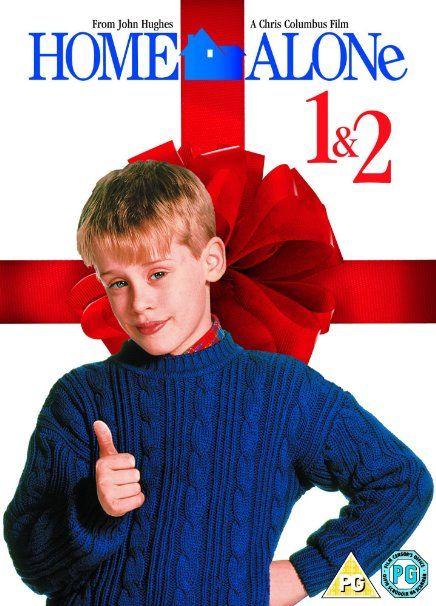 Home Alone / Home Alone 2 - Lost In New York 1990 DVD: Amazon.co.uk: Macaulay Culkin, Joe Pesci, Daniel Stern, John Heard, Roberts Blossom, ...
