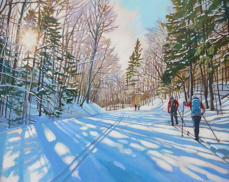 Hitting The Trails by Anna Clarey