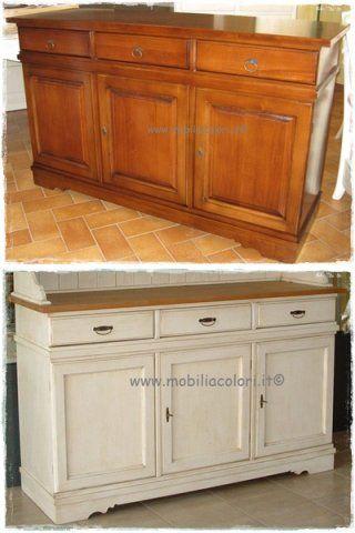 Le 25 migliori idee su decorare i mobili della cucina su pinterest decorazioni armadietti da - Come pitturare i mobili della cucina ...