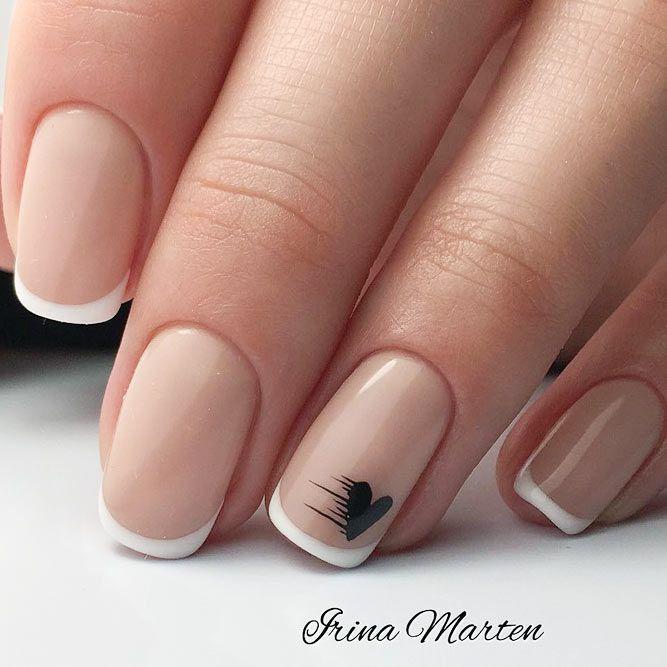 Une mariée devrait idéalement regarder le bout de ses ongles. C'est pourquoi nous avons recueilli …   – Schöne Nägel