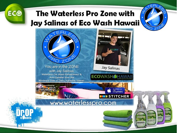 The Waterless Pro Zone Episode 3 This week we are talking