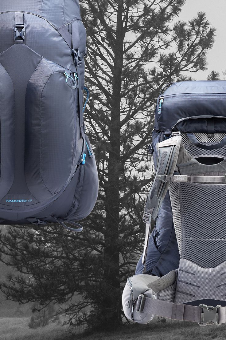Introducing the member-influenced design of our new Traverse backpacking series, built for the journey.
