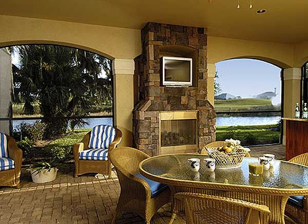 17 best images about lanai ideas on pinterest north for Florida lanai designs