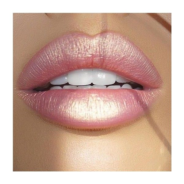 Anyone else love the look of frosted lipsticks? #lipstick #Mac #frost... ❤ liked on Polyvore featuring beauty products, makeup, lip makeup and lipstick