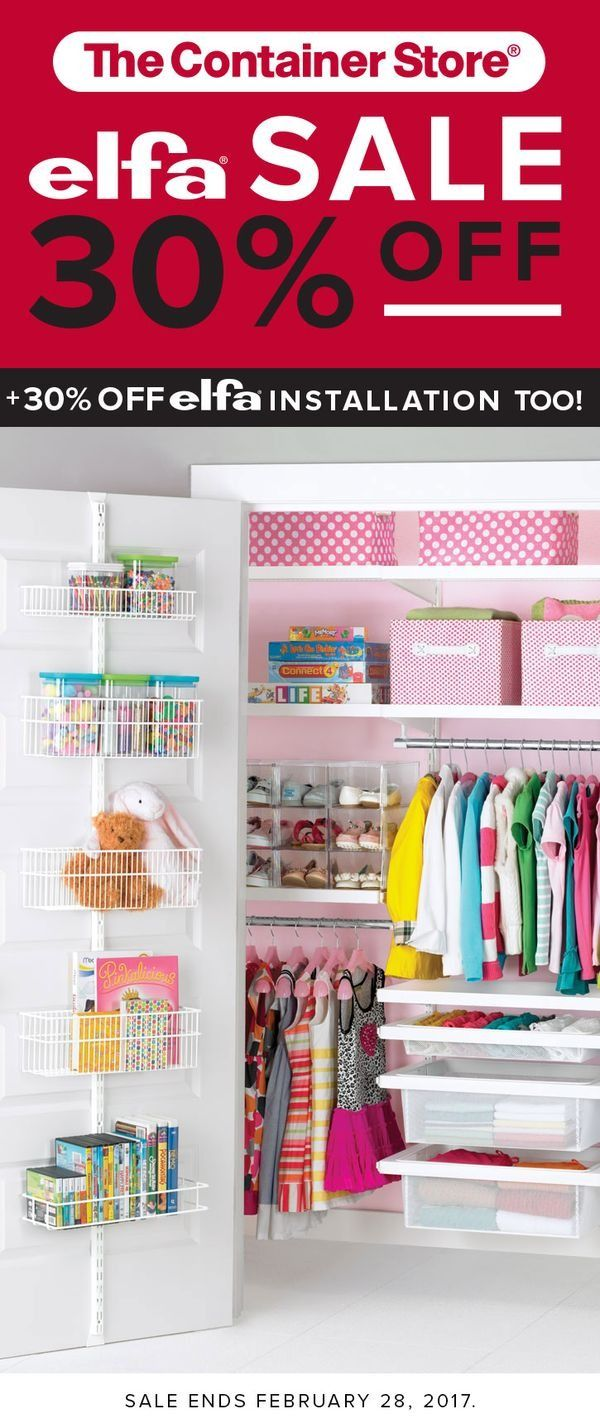 302 best Kid's Organization images on Pinterest | Container store ...