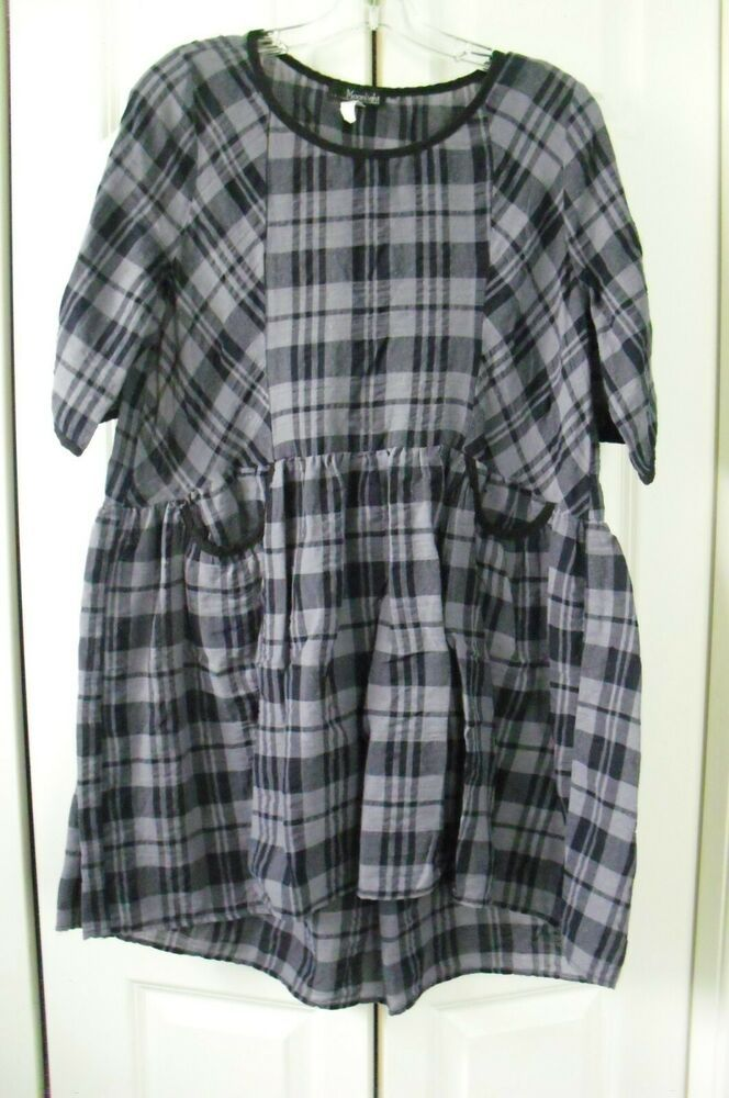 ad38d71baae MOONLIGHT FASHION Y & S ART TO WEAR TUNIC Medium LAGENLOOK Cotton Dress Top  #fashion #clothing #shoes #accessories #womensclothing #tops (ebay link)
