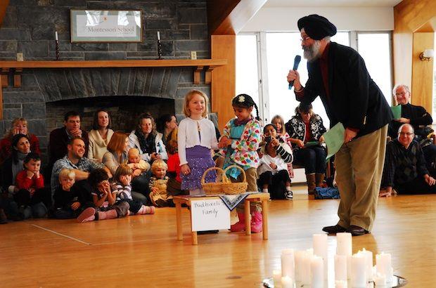 Sikh leader shares interfaith stories