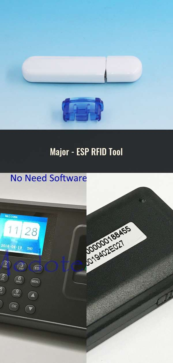 ESP RFID Tool | Smart Card System | Bluetooth, Mp3 player, Electronics