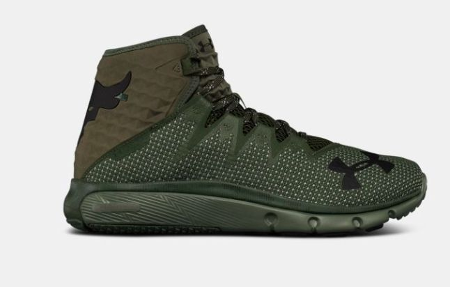 397ea84a001d7 Dwayne  The Rock  Johnson s Signature Under Armour Shoe Dropped Today