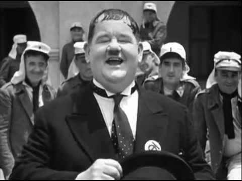 ▶ Laurel and Hardy - Shine On Harvest Moon