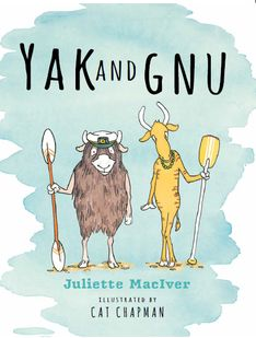 Yak and Gnu is hilarious. Young children will love all the animals and the way each sails the seas.  Great for teaching sound /y/ & rhyme.