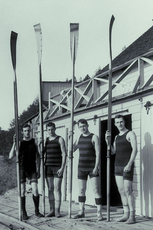 Vintage Rowing Team....