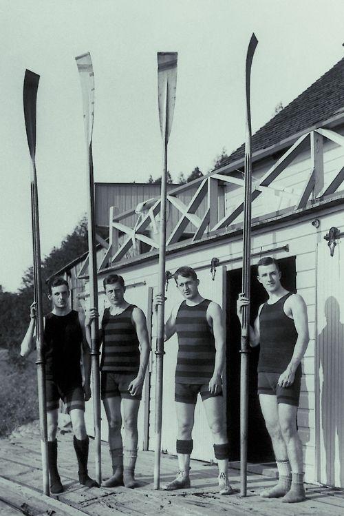 Vintage Rowing Team....
