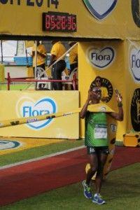 Pietermaritzburg Premier to honour Comrades Marathon 2014 winner, Bongmusa Mthembu