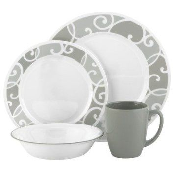 Corelle Dishes u0026 Corelle Dinnerware Sets | Something For Everyone Gift Ideas  sc 1 st  Pinterest & 34 best Dinnerware images on Pinterest | Dish sets Corelle dishes ...