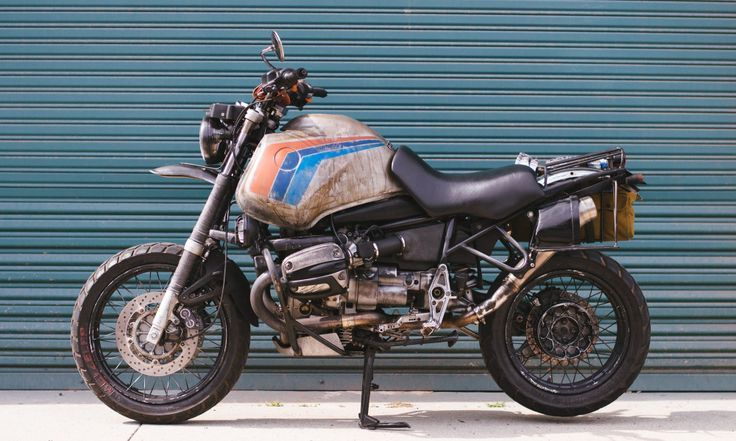 Spirit Lake Cycles BMW R1150GS