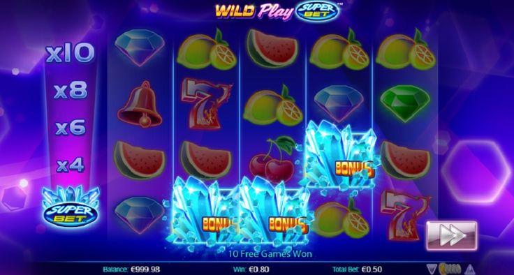Wild play super bet slot maskinen. Den beste norske guide til internett kasinoer med lisens #Wildplay #superbet #slotmaskinen