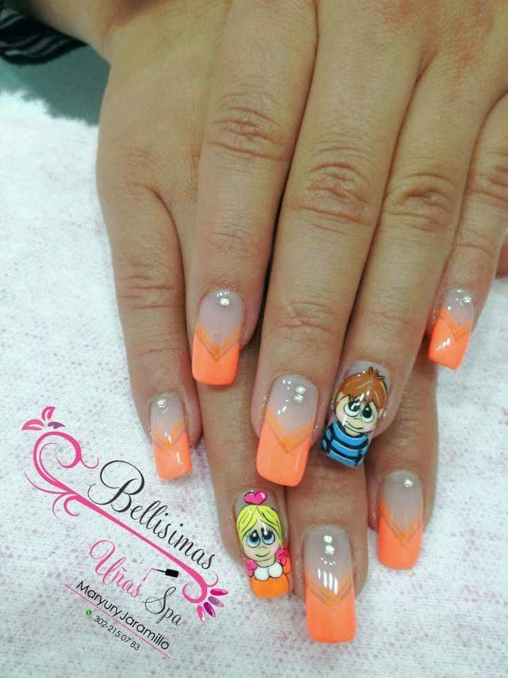 653 best uñas images on Pinterest | Nail design, Pretty nails and ...