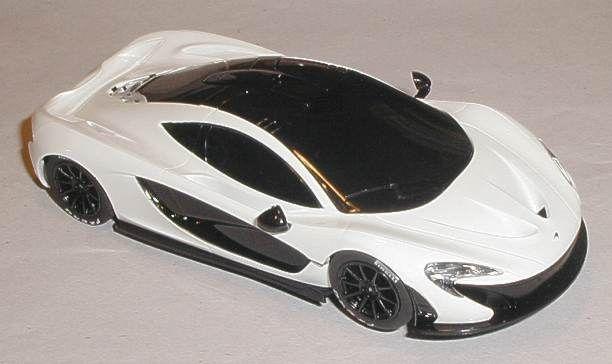 Scalextric car C3601W McLaren P1