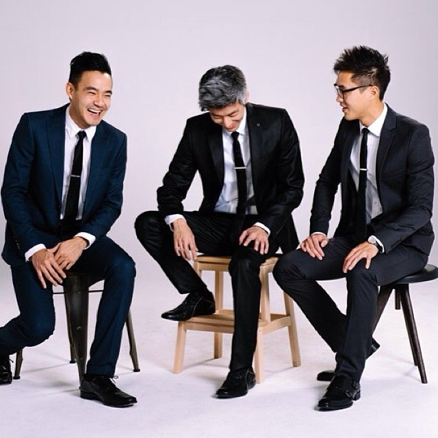Wong Fu Productions (Phil, Ted, Wes)