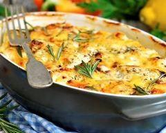 Gratin de légumes à la provençal…