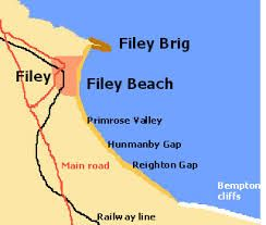 Image result for filey hunmanby gap