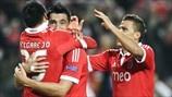 Óscar Cardozo & Melgarejo & Lima (SL Benfica) | Benfica 2-0 Spartak. 07.11.12.