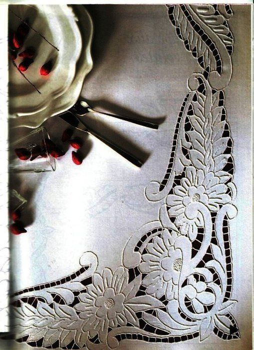 (102) Gallery.ru / Фото #87 - CUTWORK - bird-of-heart