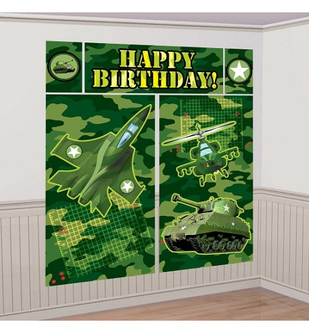 Best 25 camouflage party ideas on pinterest camo for Army theme party decoration ideas