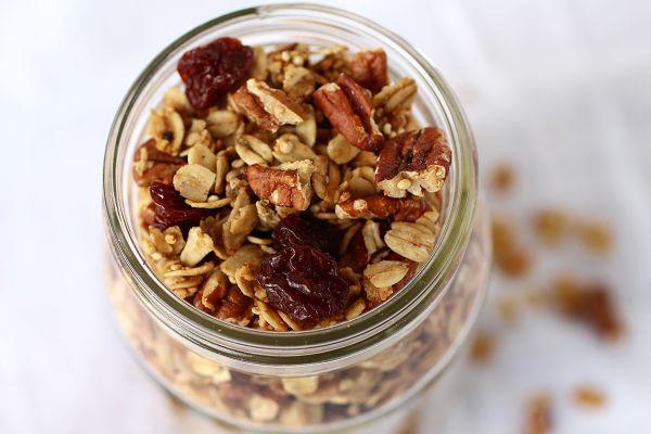 Cherry Pecan Quinoa Granola 3-600