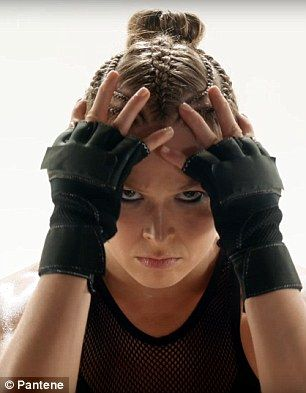 Ronda Rousey fights back against trolls who branded her 'Miss Man' | Daily Mail Online