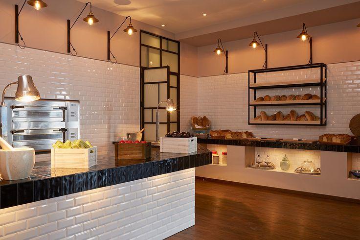 Bread-a-buffet! at Terraza Restaurant #breakfast #bread #greekbreakfast #marbellacorfu